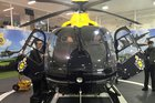 First NVIS-equipped H135 delivered to NPAS