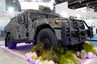 IDEX 2019: AM General's NXT 360 sports new camouflage system