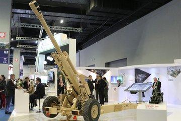 DSA 2018: Malaysia buys LG1 howitzers