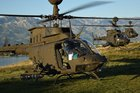 Croatia's OH-58D Kiowa Warrior pilots train
