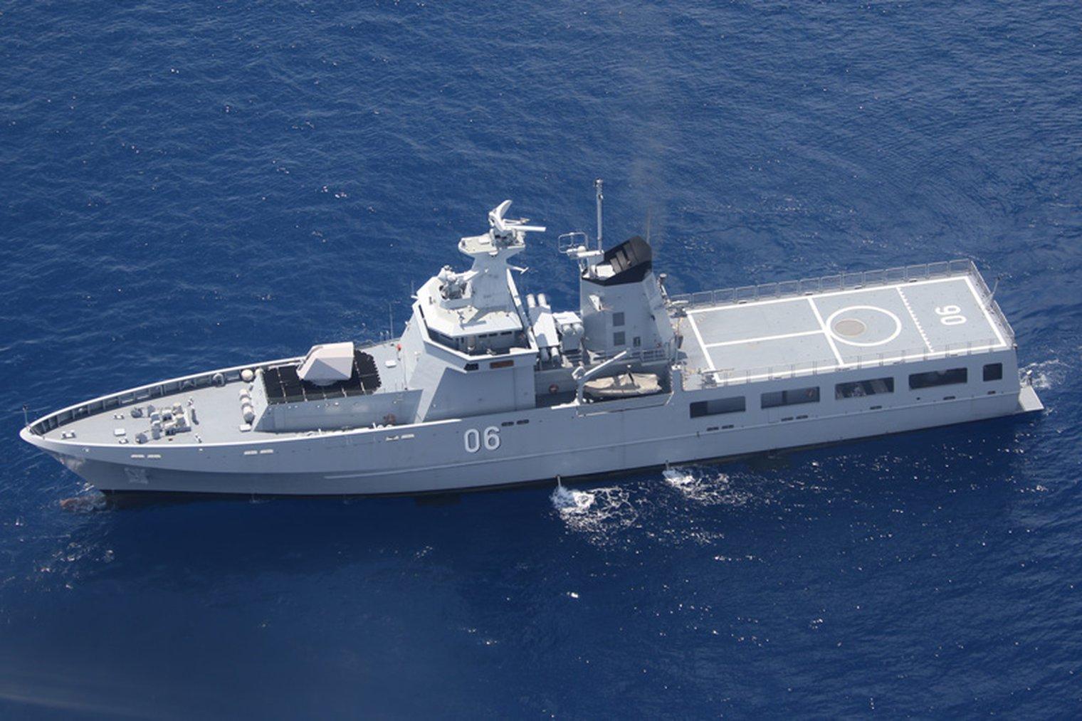 L 252 Rssen Wins Australian Opv Contract Imps Maritime