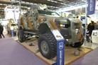 Eurosatory 2012: Streit eyeing opportunities for Jaguar APC