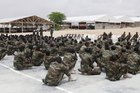 Training Somalia's Danab Special Forces