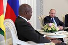 Arms, investment and 'instructors': Russia boosts Africa role