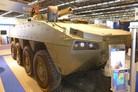 Eurosatory 2012: Patria floats new Nemo concept