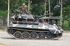 Featured: Philippines eyes wheeled and tracked AFVs