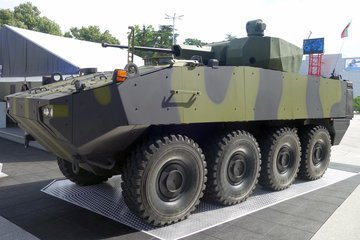 MSPO 2019: New IFVs top priority for Bulgaira's Land Forces inventory