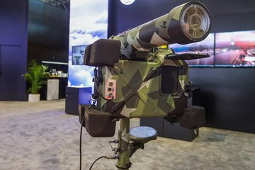 Singapore Airshow 2020: RSAF confirms RBS 70 NG buy