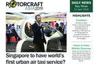 Rotorcraft Asia & Unmanned Systems Asia 2019- Day Three