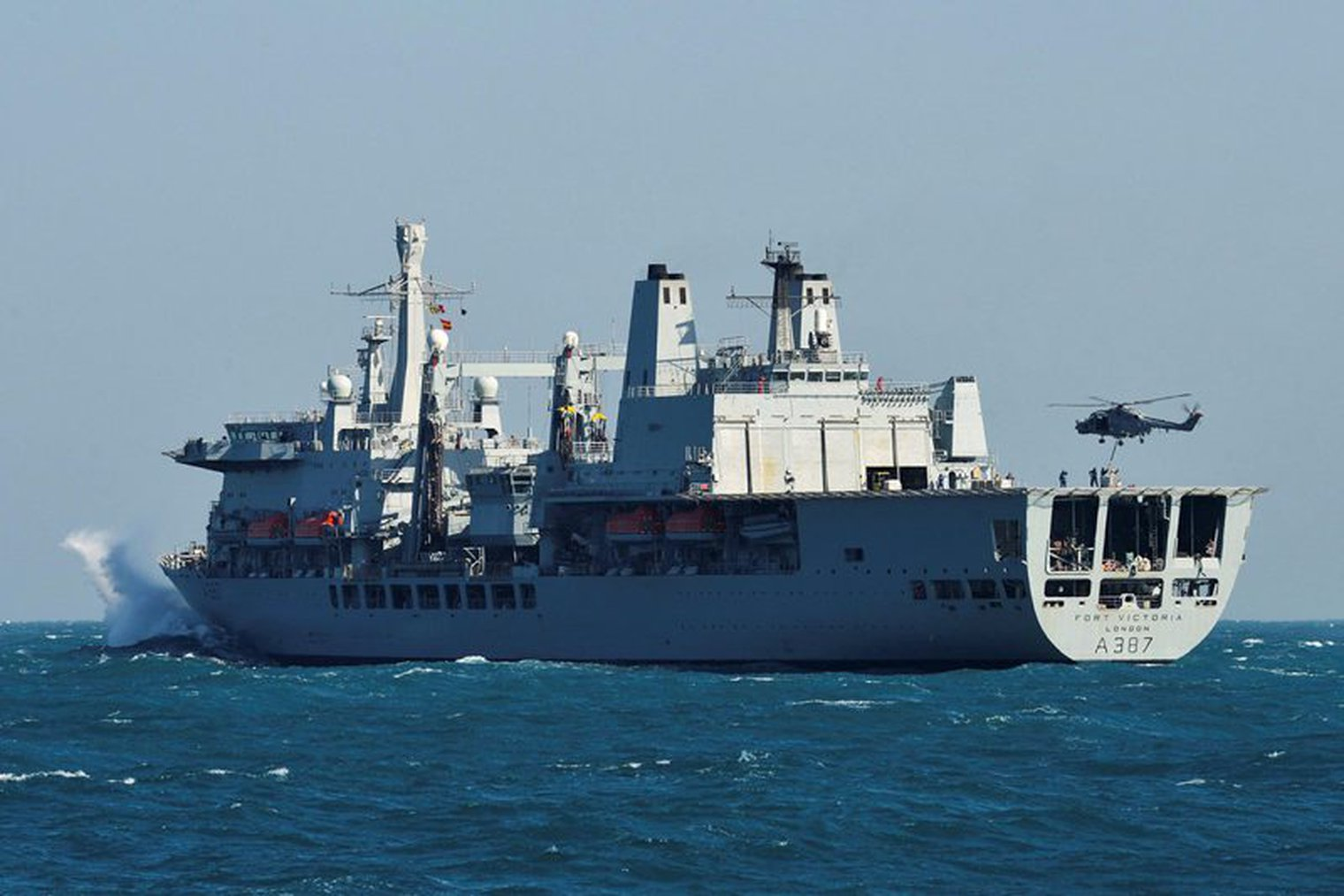 shephardmedia.com - Richard Thomas in London - PREMIUM: Waiting game continues for Fleet Solid Support - Military Logistics