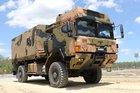 ADF logistics vehicles achieve IOC