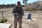 Training and Logistics Support Activity for small UAS launched
