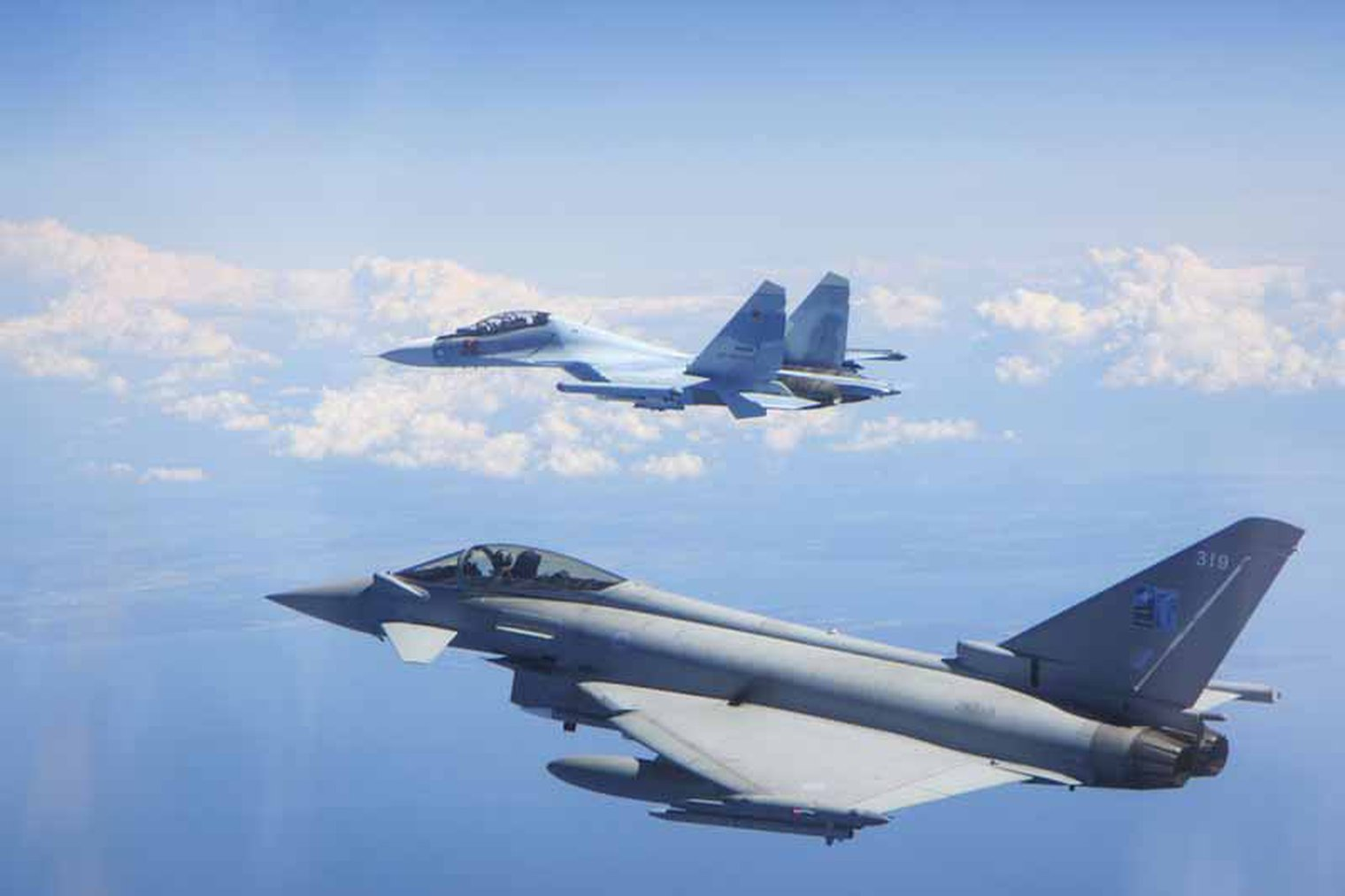 Rolls-Royce to suport UK Typhoon engines - MLF - Military Logistics