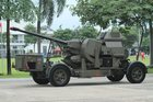 Thai army inducts Skyguard AA system