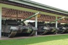VT4 tanks reach Thailand ahead of schedule