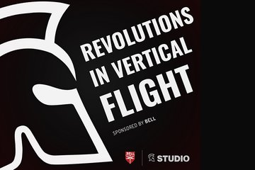 Podcast: Revolutions in Vertical Flight Episode 1 - The Birth of VTOL