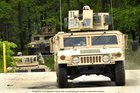 HMMWV pilot safety upgrade complete