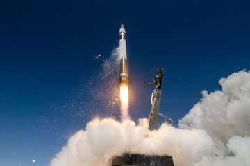 Space Force sticks with Rocket Lab despite curse of unlucky 13