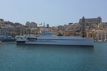 Italian OPV to include BLoS communications equipment