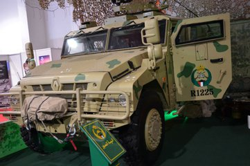 GDA 2017: Kuwait National Guard modernisation continues