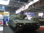 Swedish CV90 Mjölner SPMs near delivery