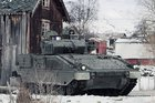 Spain's Pizarro vehicle requires cold climate enhancements