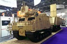 DSEI 2013: Warthog shows its capabilities