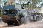 New trucks and trailers for Australia