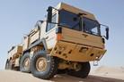 Land 121 truck update