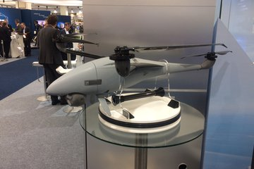 Paris Air Show: Quantum and ESG bring new ISR UAVs to town
