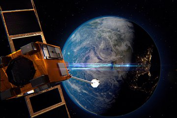 Delivering Space Solutions - Transforming operations through satellite ground systems (video)