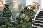 Singapore Army unveils soldier load-bearing system