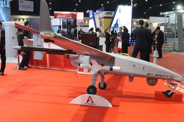 D&S 2019: Thai military charts course towards armed UAVs