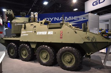 AUSA 2017: Stryker strikes back (video)