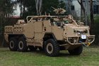 New Zealand receives Supacat vehicles