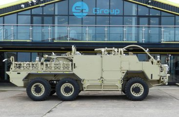 Eurosatory 2018: Supacat delivers Norway's first HMT vehicle (video)