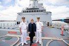 RAN completes Air Warfare Destroyer programme