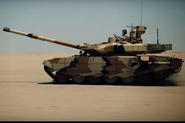 GDA 2017: Russia continues T-90MS push in Kuwait