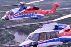TAS S-76D fleet reaches flight hour milestone