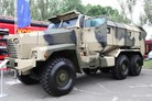 Urals Automotive Plant presents new armoured vehicles