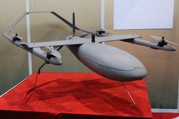 DSA 2018: Chinese company adds sparkle to UAVs