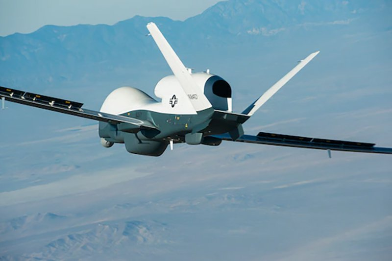 Triton focus shifts to sense-and-avoid - Unmanned Vehicles - Shephard Media