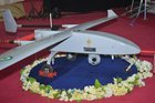 NAF inducts first indigenous UAV
