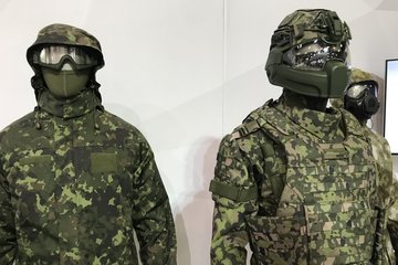 MSPO 2019: Poland showcases Tytan future solider project