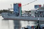 NAVDEX 2021: UAE Navy commissions logistic support vessel