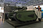 DSEI 2015: Multi-mission UGV showcases weapon variant