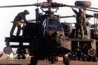 Leonardo to support UK Apache fleet