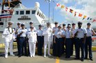 USCG cutter officially retired