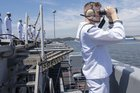 USS Ronald Reagan begins underway operation in Indo-Pacific