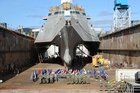 PREMIUM: US plans reserve status for unwanted Littoral Combat Ships